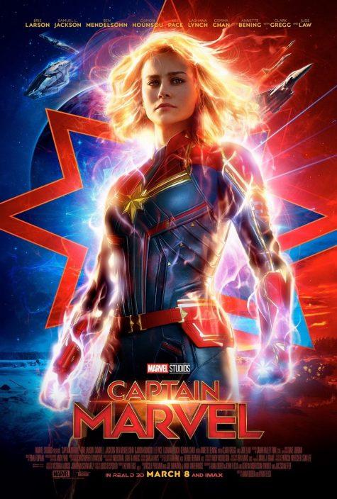 phim hành động hay captain marvel
