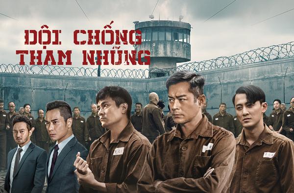 phim hành động hay đội chống tham nhũng