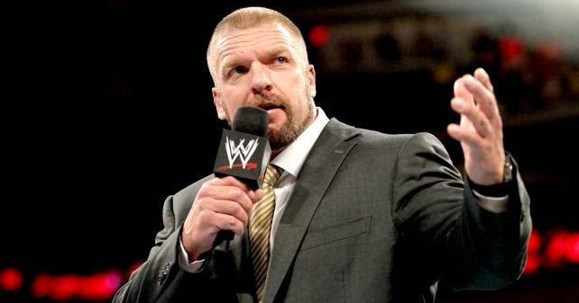Đô vật WWE Triple H
