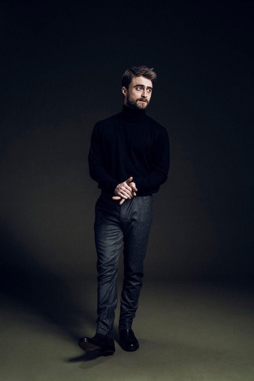 diễn viên Daniel Radcliffe Esquire Mag 2018