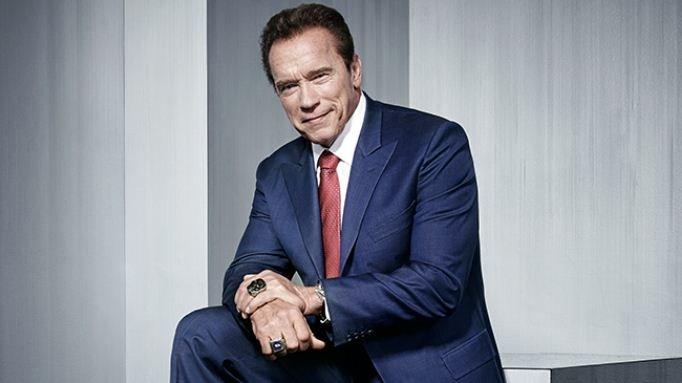 Ngôi sao Arnold Schwarzenegger