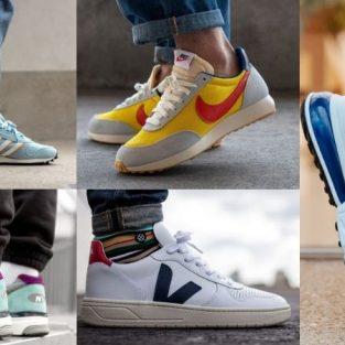 10 mẫu giày sneakers đáng chú ý nhất mùa Hè 2019