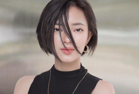 ESAs ELLE Men Châu Bùi tóc ngắn