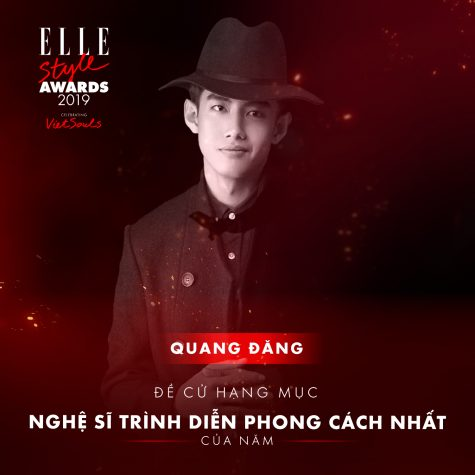 ESAs ELLE Man Quang Đăng