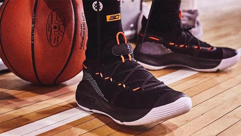 giày bóng rổ-Under Armour