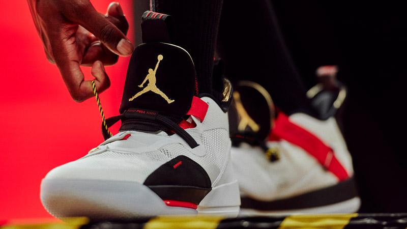 giày bóng rổ-air jordan