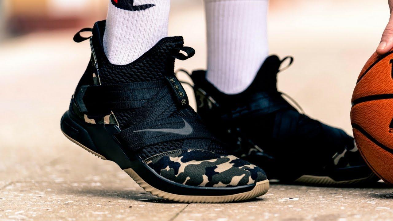 giày bóng rổ-nike