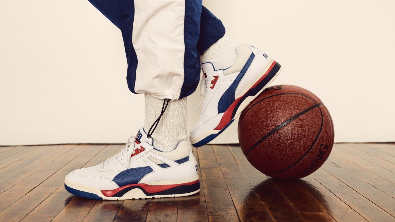 giày bóng rổ-puma