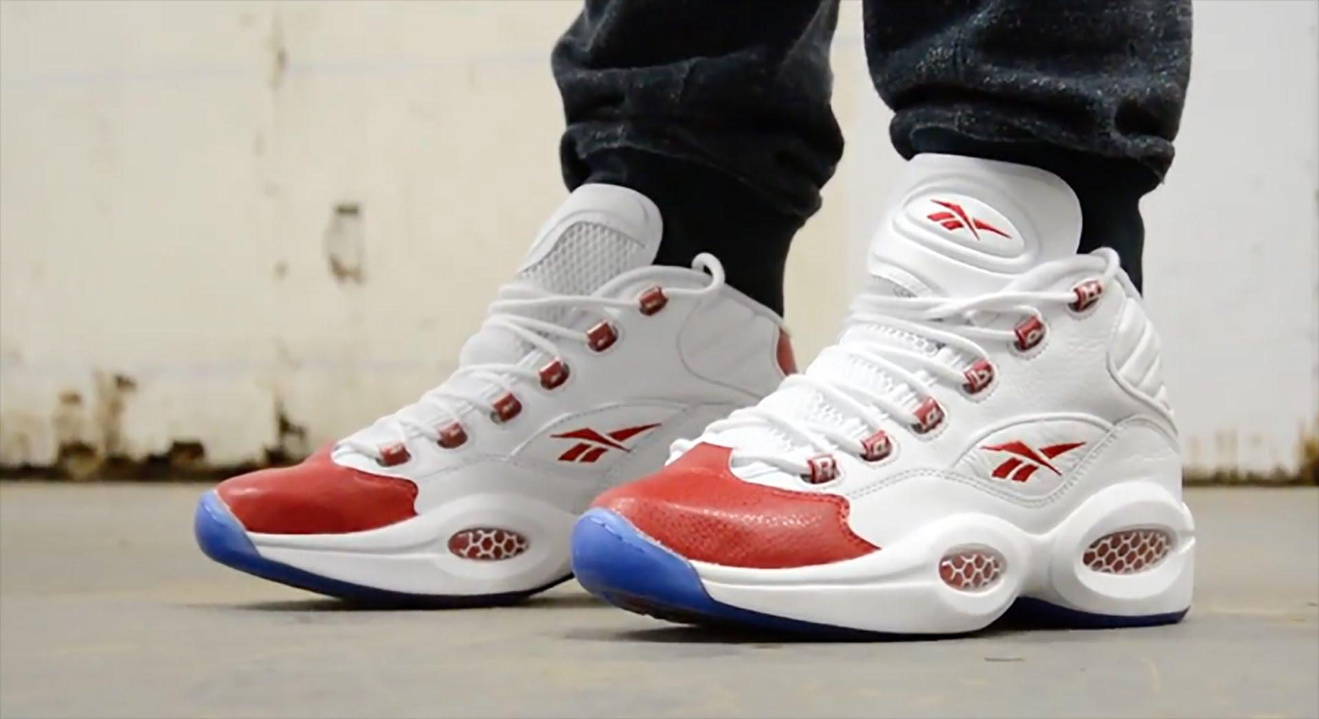 giày bóng rổ-reebok