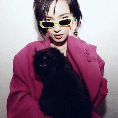 ESAs ELLE Man Châu Bùi cùng mèo
