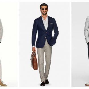 Nâng tầm phong cách với 3 gợi ý phối áo khoác blazer