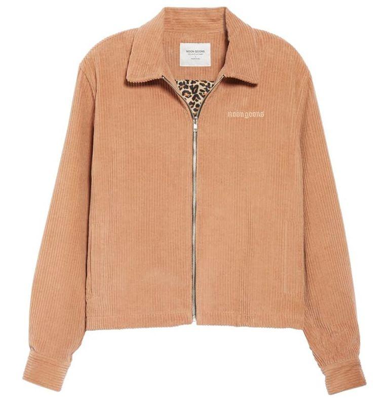 mẫu áo khoác nam Noon Goons Countryline Corduroy Jacket