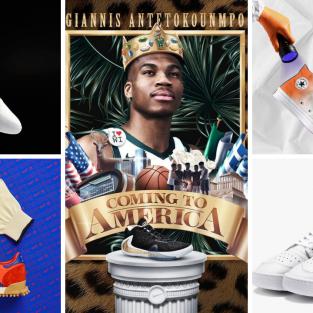 5 phát hành giày thể thao ấn tượng nhất tuần (29/7- 4/8/2019)