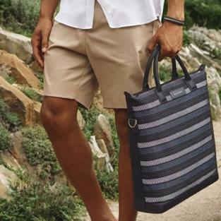 11 thương hiệu túi xách đi biển dành cho nam đáng mua nhất 2019