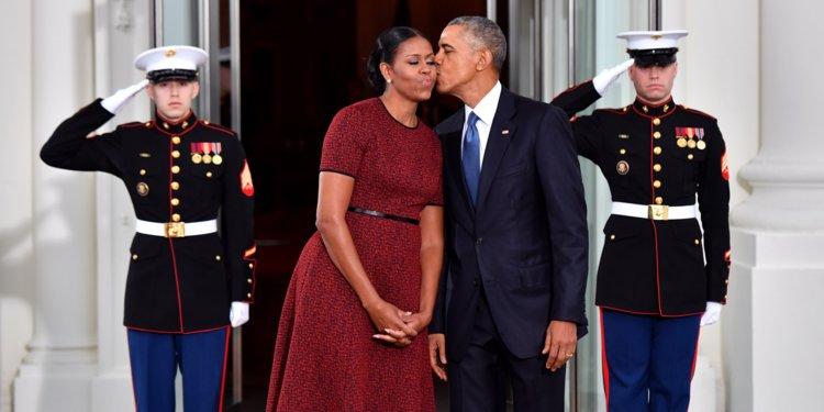 Cựu Tổng thống Barack Obama và phu nhân