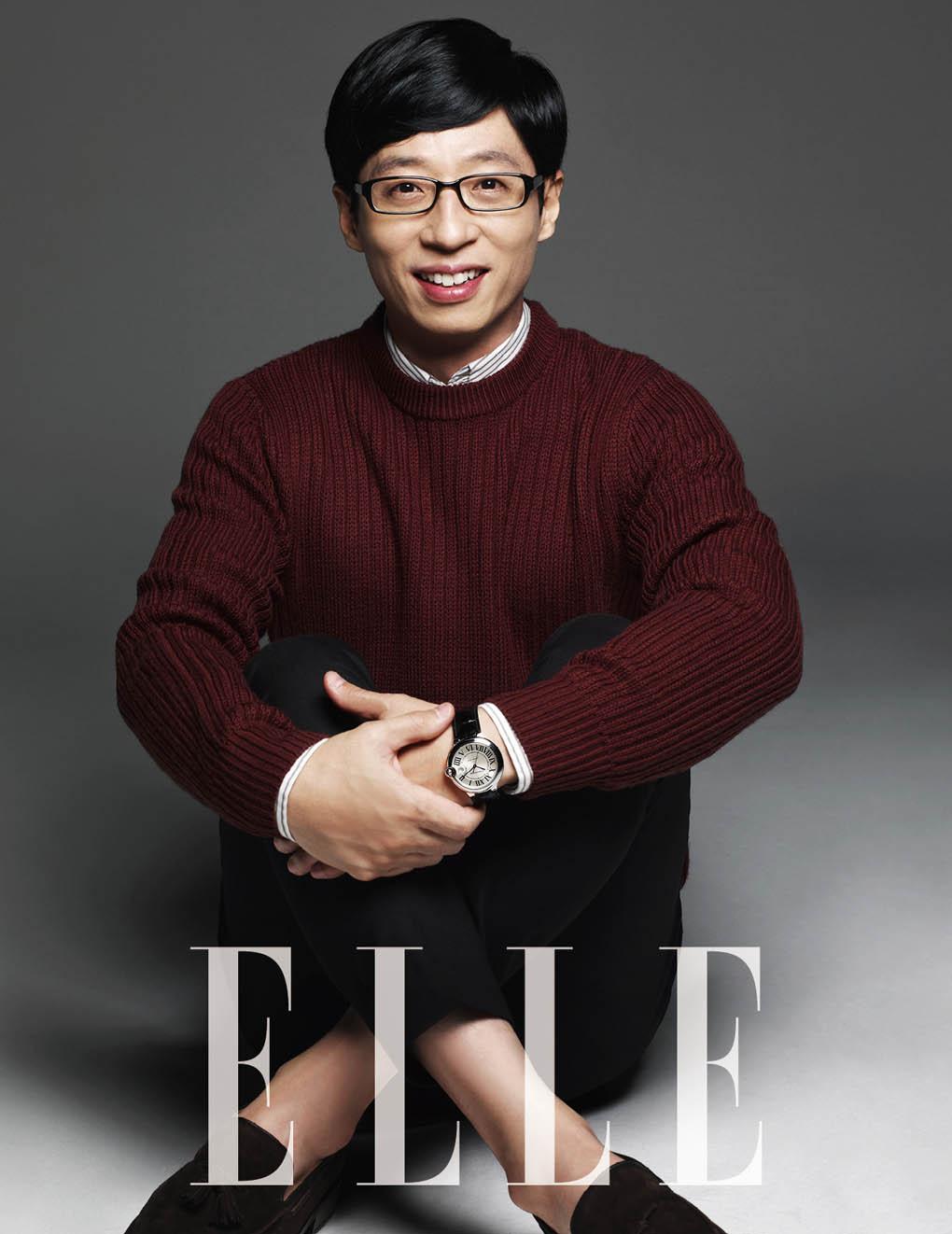 MC Yoo Jae-suk