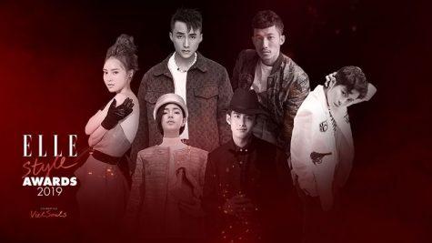 Top 7 gương mặt đang dẫn đầu các hạng mục ELLE Style Awards 2019