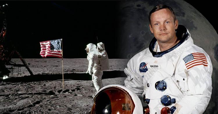 phi hành gia Niel Armstrong
