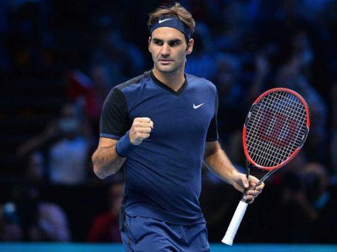 Roger Federer tại Wimbledon 2016