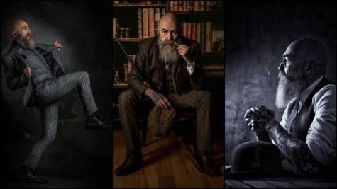 Pip the Gentleman: Cụ người mẫu ảnh U60 cực chất