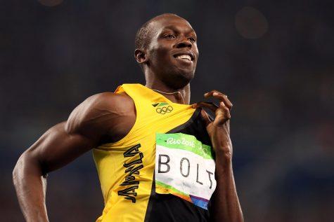 vận động viên điền kinh Usain Bolt