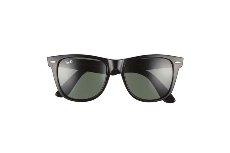 Kính mát nem ELLE Man Ray-Ban Classic Wayfarer 54mm sunglasses