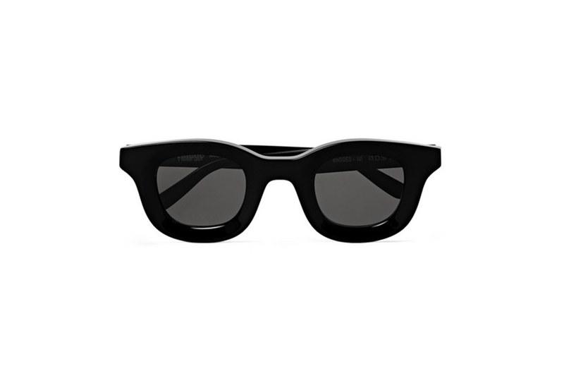 "Kính mát nam ELLE Man Rhude + Thierry Lasry ""Rhodeo"" square-frame acetate sunglasses"