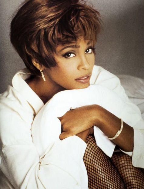 nữ danh ca Whitney Houston