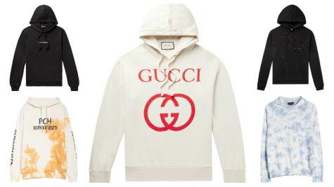 20 mẫu áo khoác hoodie đáng chú ý của 2019