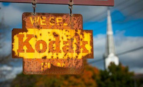 cái chết của thương hiệu phim kodak