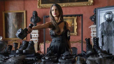 Eiza González - Nhan sắc Latin nóng bỏng mới của dòng phim hành động