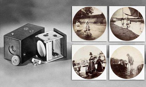 hình ảnh thu được từ chiếc máy ảnh Kodak 1888