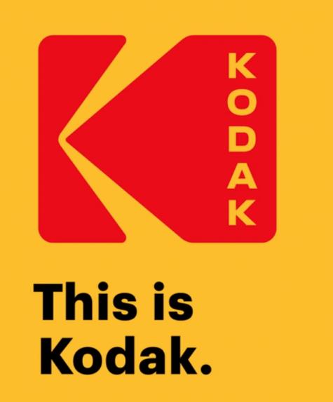 logo thương hiệu kodak của thời điểm hiện tại