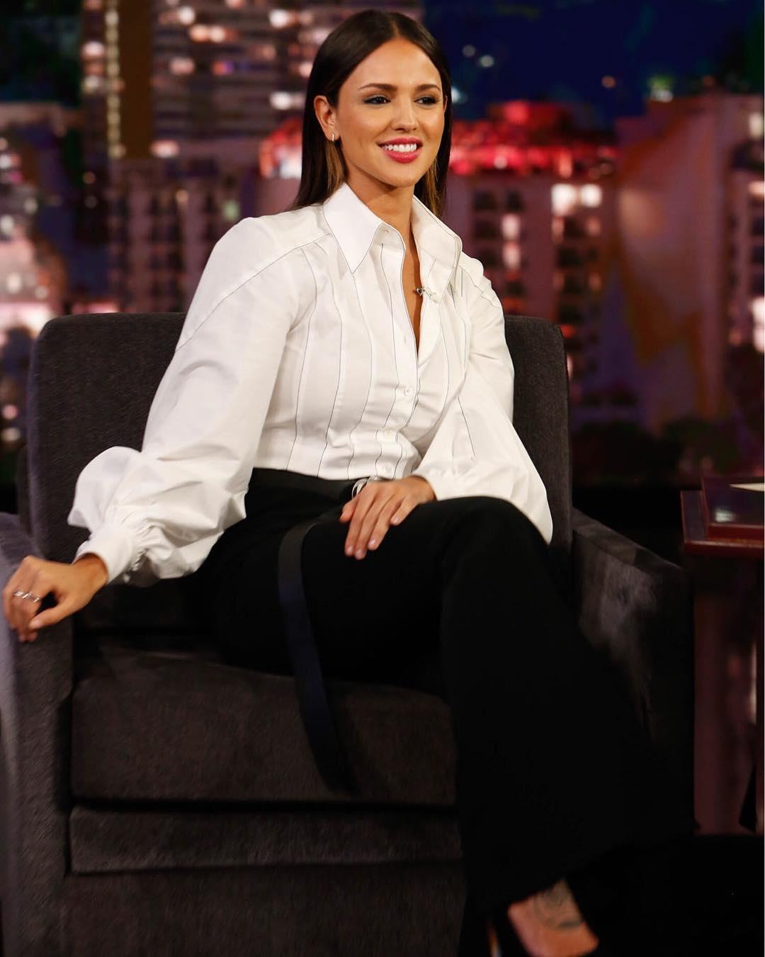 nhan sắc nữ diễn viên Eiza González