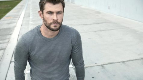 Chris Hemsworth - elle man 1