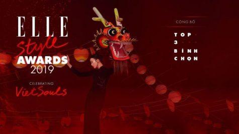 ELLE Style Awards 2019 công bố Top 3 các hạng mục bình chọn