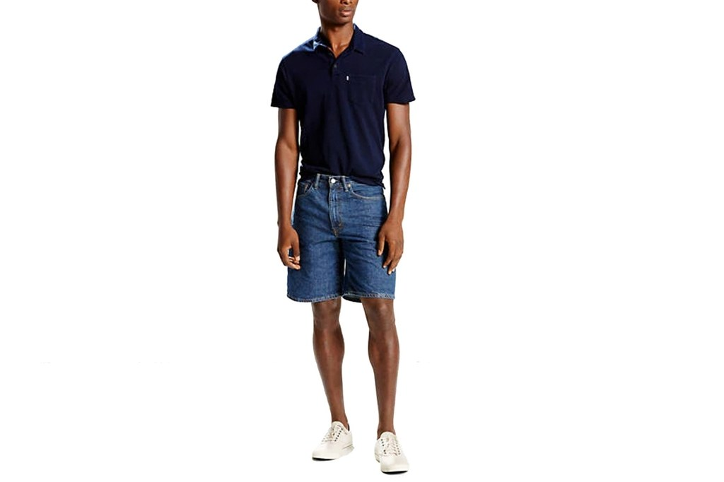 Quần short nam ELLE Man Levi's 550 relaxed fit shorts