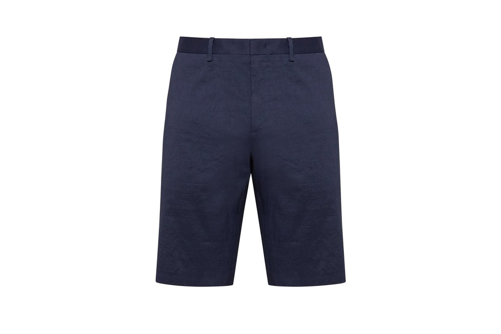 "Quần short nam ELLE Man Theory Good Linen ""Curtis"" short"
