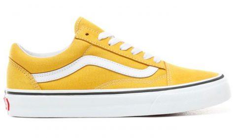 Giày Vans Old Skool ELLE Man Yellow