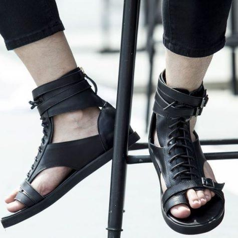 giày chiến binh nam