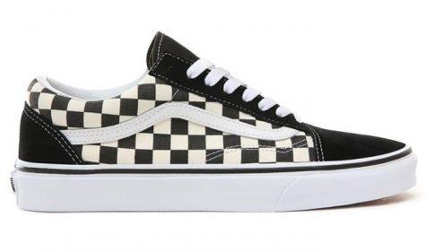 Giày Vans Old Skool ELLE Man Checkerboard