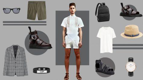 ELLE Man Style Calendar: Dạo bước cùng giày chiến binh nam