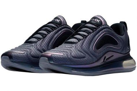 Giày Sneaker ELLE Man Nike Air Max 720 'Northern Lights Night'
