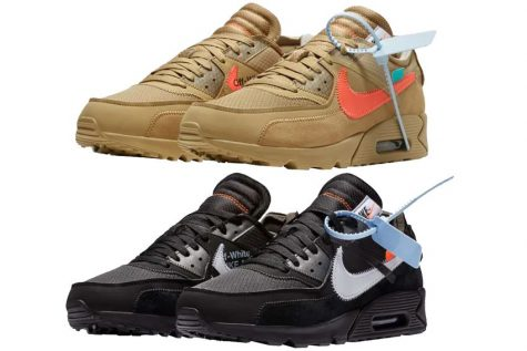 Giày Sneaker ELLE Man Nike x Off-White Air Max 90