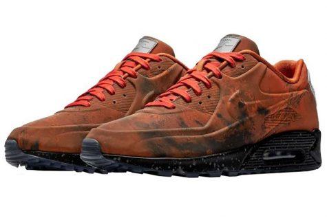 Giày sneaker ELLE Man Nike Air Max 90 'Mars Landing'