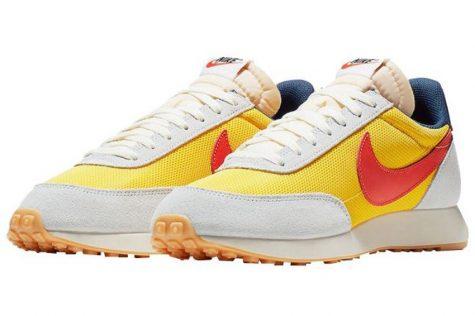 Giày thể thao đẹp ELLE Man Nike Tailwind 'Team Orange/Tour Yellow'