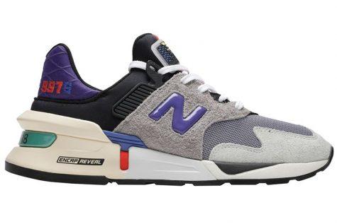 giày thể thao đẹp elle man New Balance x Bodega 997S 'No Days Off'