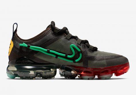 giày thể thao đẹp elle man Cactus Plant Flea Market x Nike VaporMax