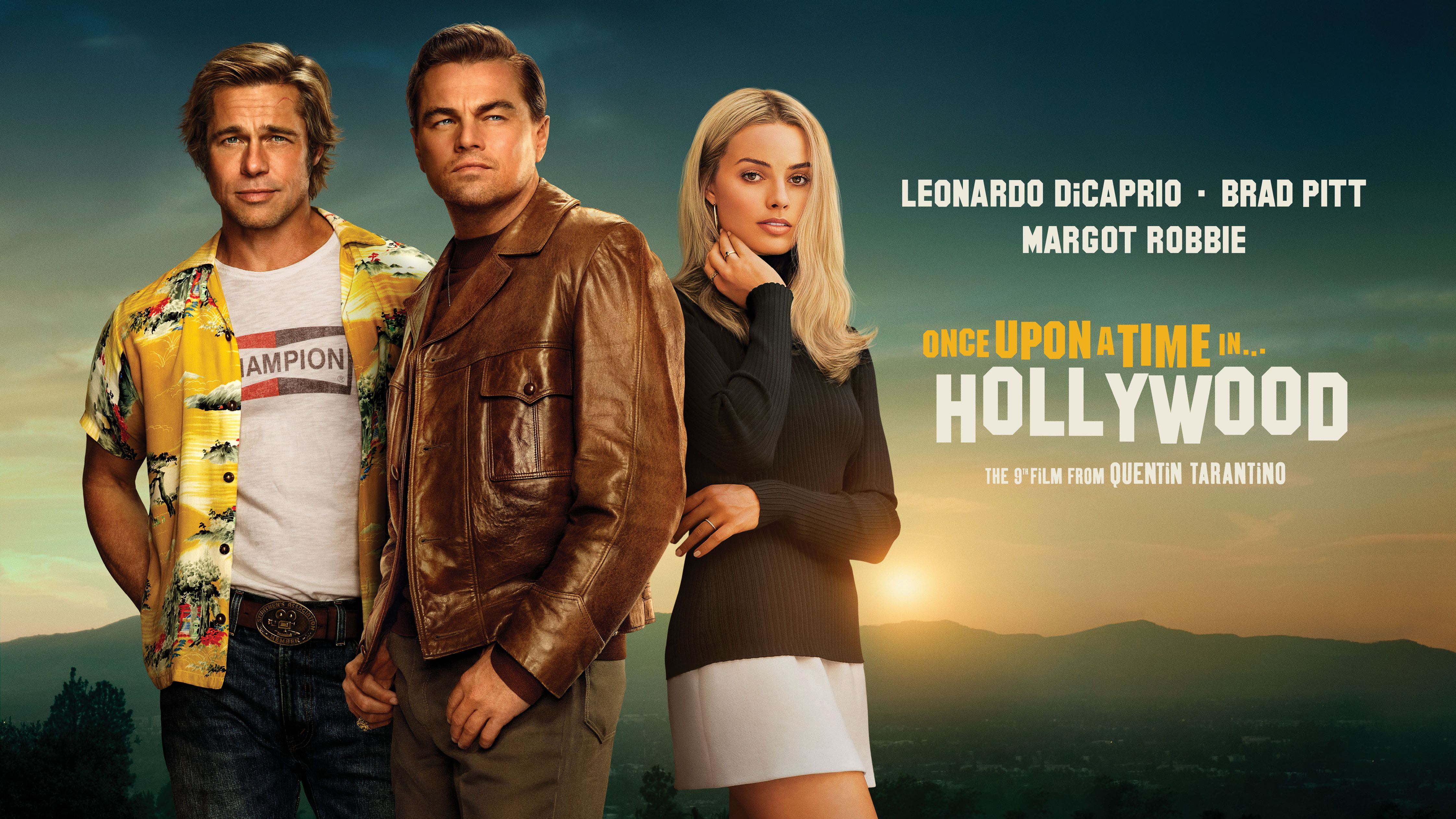 Kết quả hình ảnh cho once upon a time in hollywood