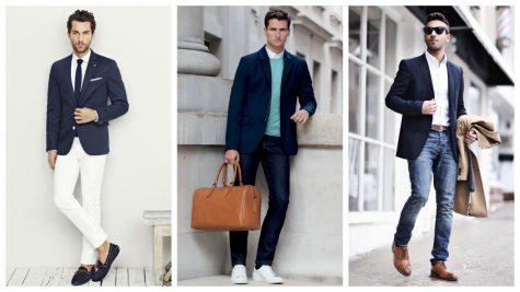 4 cách phối đồ đơn giản cho blazer và quần jeans